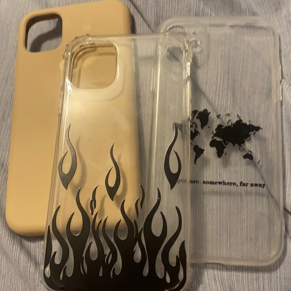 bundle of 3 iphone 11 cases